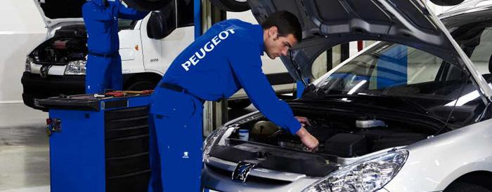 Servis Peugeot Praha
